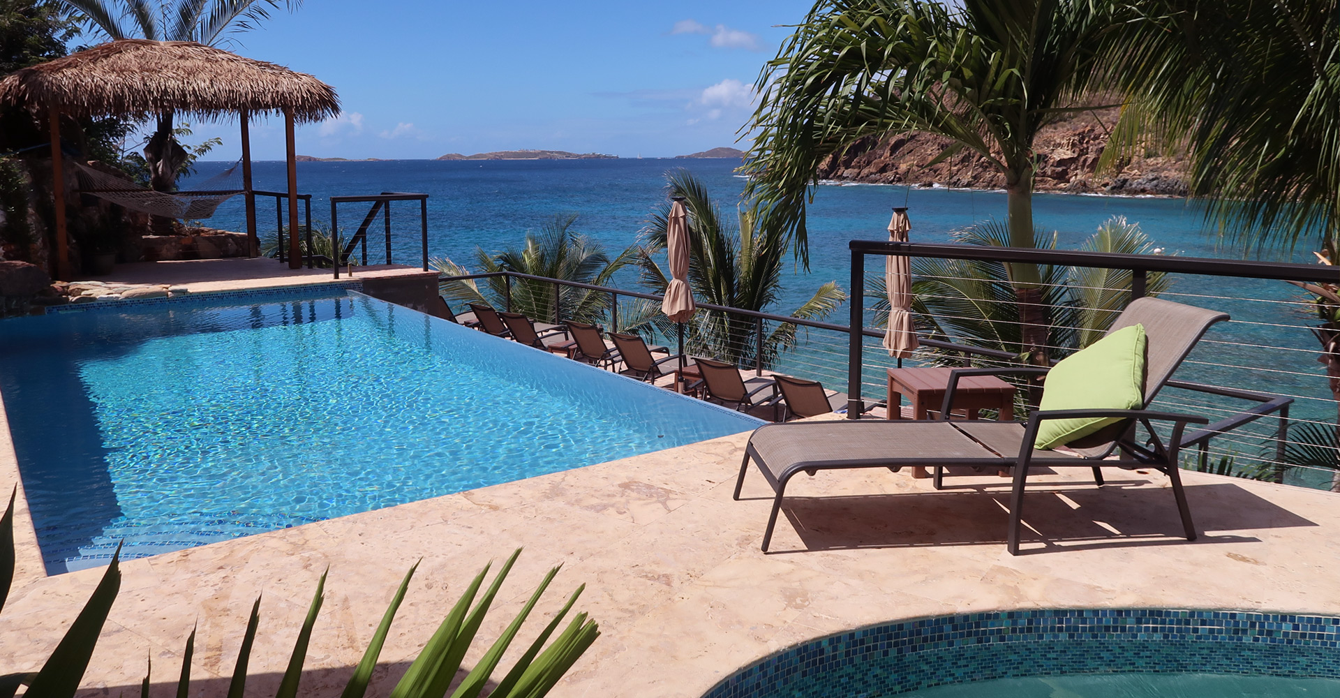 St John Waterfront Rental